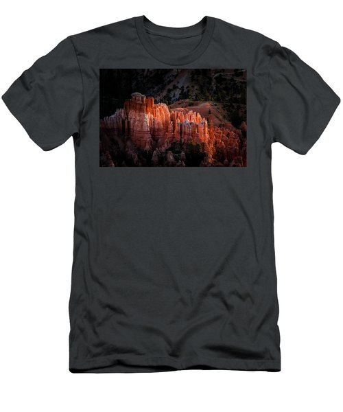 Morning Glow Men's T-Shirt (Athletic Fit)