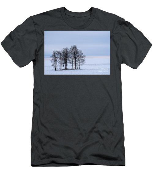 Morning Grace Men's T-Shirt (Slim Fit)