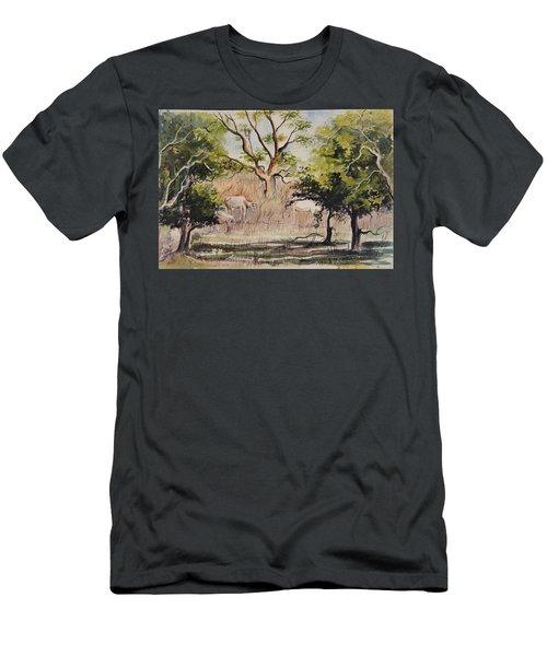 Morning Graze Men's T-Shirt (Athletic Fit)