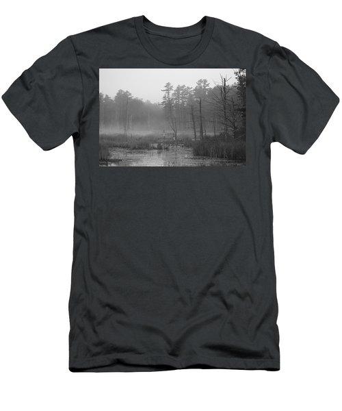 Morning Marsh Men's T-Shirt (Athletic Fit)