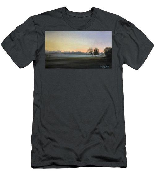 Morning Mist Encounter Men's T-Shirt (Athletic Fit)