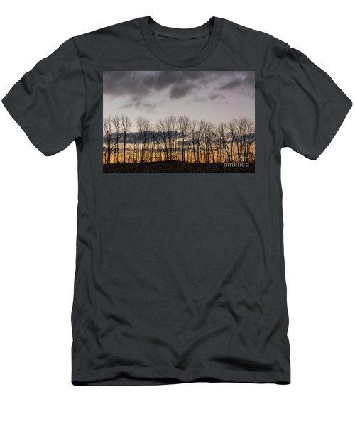 Morning Sky Men's T-Shirt (Slim Fit) by Nicki McManus