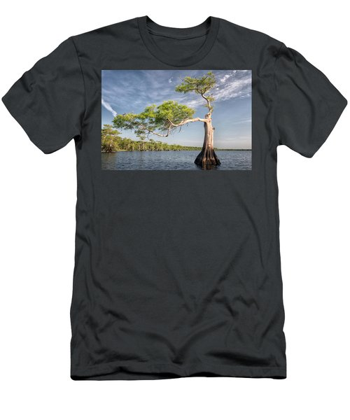 Morning Stretch Men's T-Shirt (Athletic Fit)