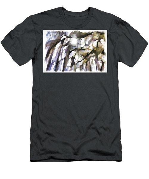 Morning Sun - Men's T-Shirt (Athletic Fit)