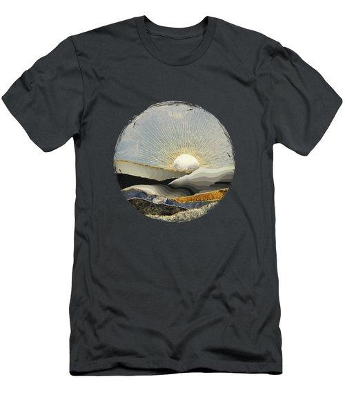 Morning Sun Men's T-Shirt (Slim Fit) by Katherine Smit