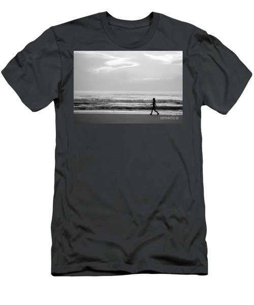 Morning Walk Men's T-Shirt (Athletic Fit)