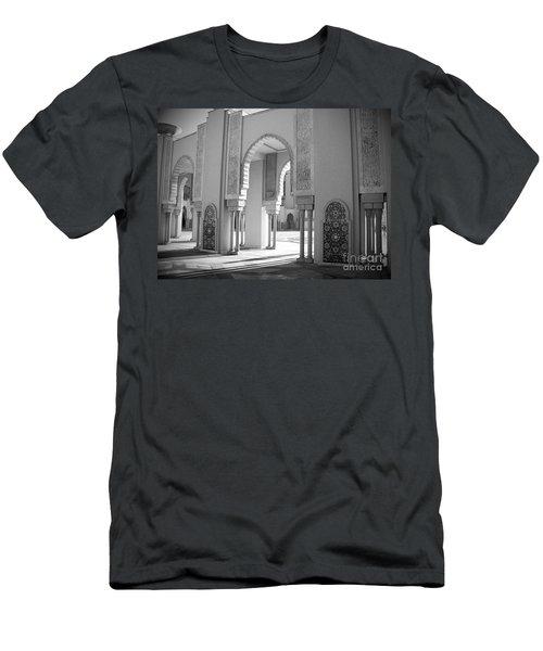 Morocco #1 Men's T-Shirt (Slim Fit)