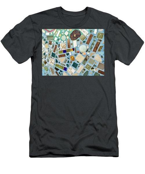Mosaic No. 6-1 Men's T-Shirt (Athletic Fit)