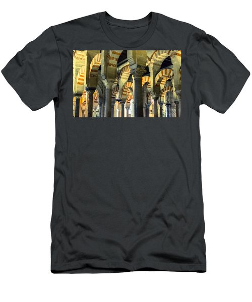 Mosque Cathedral Of Cordoba 2 Men's T-Shirt (Athletic Fit)