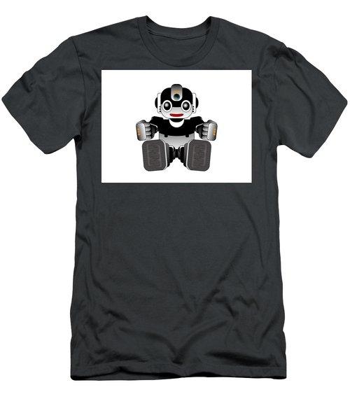 Moto-hal Men's T-Shirt (Athletic Fit)