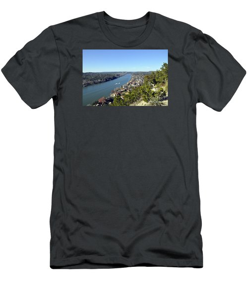 Mount Bonnell Men's T-Shirt (Athletic Fit)