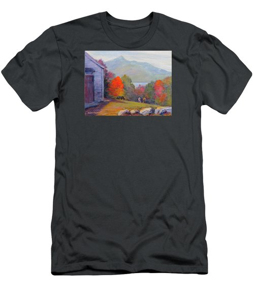 Mount Chocorua Men's T-Shirt (Athletic Fit)