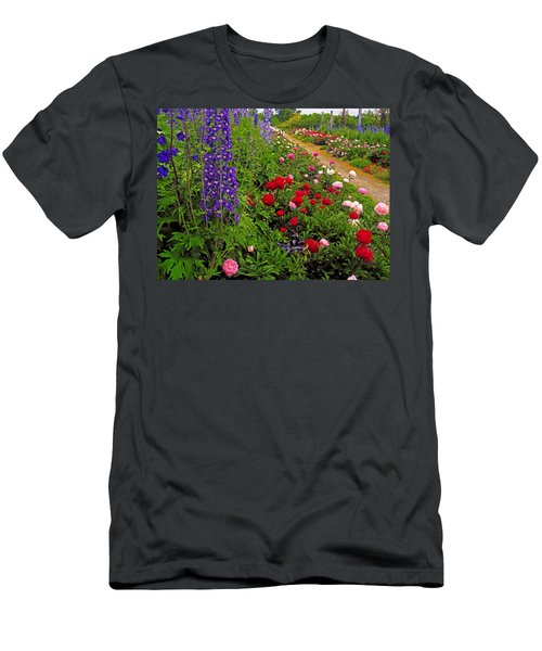 Mount Congreve Gardens, Co Waterford Men's T-Shirt (Athletic Fit)