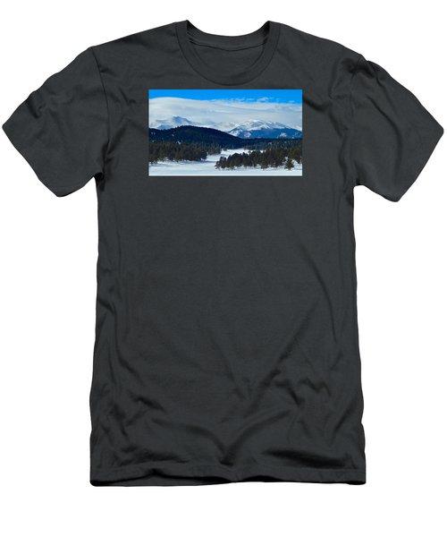 Buffalo Park Men's T-Shirt (Athletic Fit)