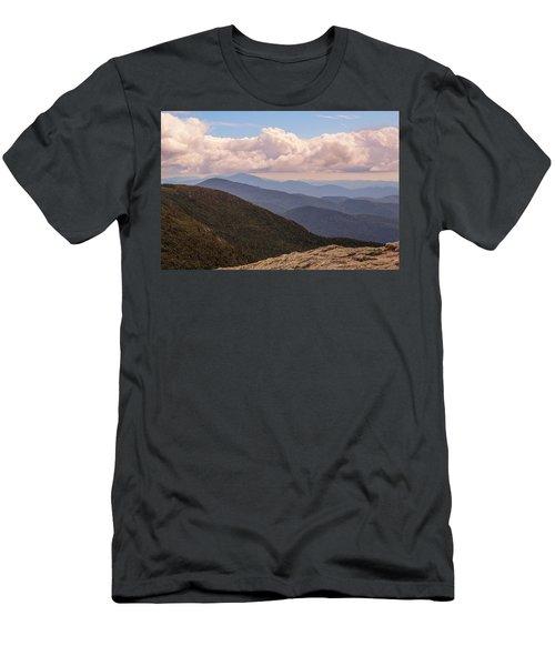 Mount Mansfield Vermont Men's T-Shirt (Athletic Fit)