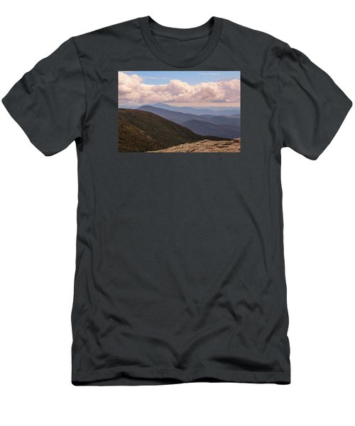 Mount Mansfield Vermont Men's T-Shirt (Athletic Fit)