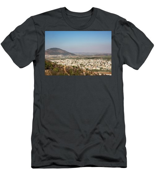 Men's T-Shirt (Athletic Fit) featuring the photograph Mount Of Ascension by Mae Wertz