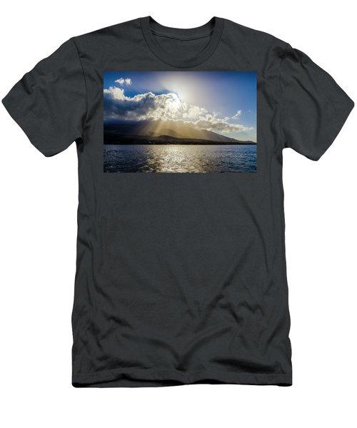 Mountain Sunbeams Men's T-Shirt (Athletic Fit)