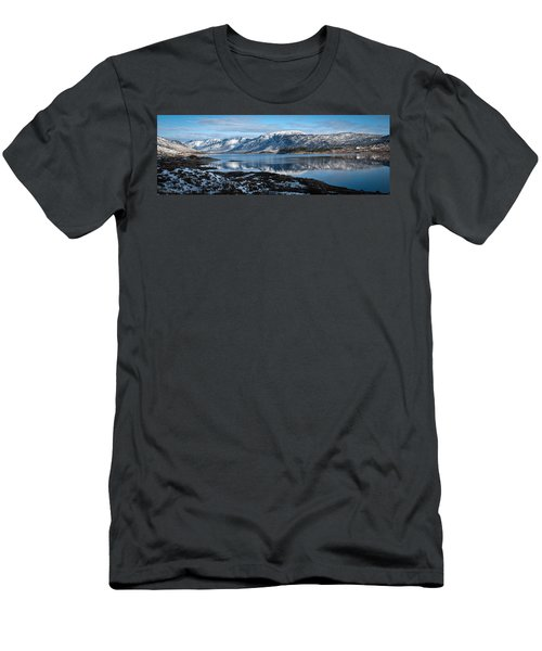Mountain Tranquillity  Men's T-Shirt (Athletic Fit)