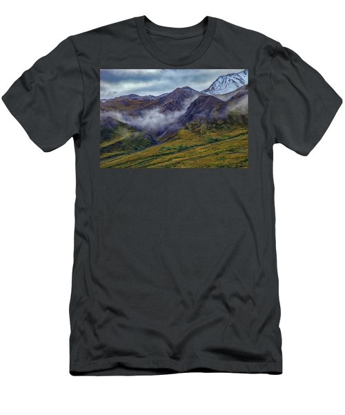 Mountains In The Mist Men's T-Shirt (Athletic Fit)