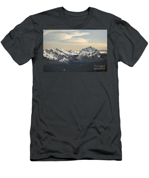Mountainscape Men's T-Shirt (Athletic Fit)