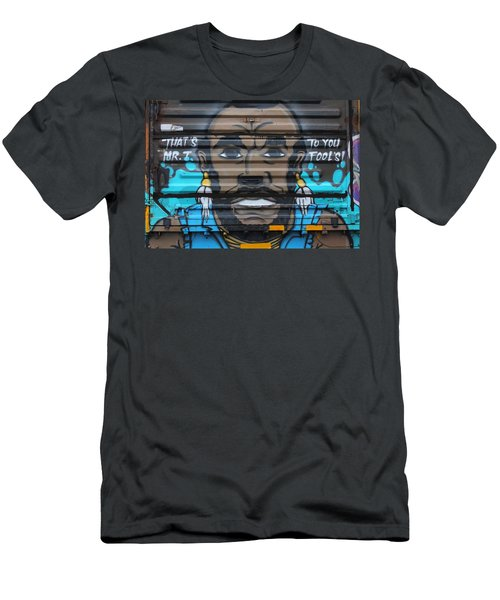 Mr. Graffiti Men's T-Shirt (Athletic Fit)