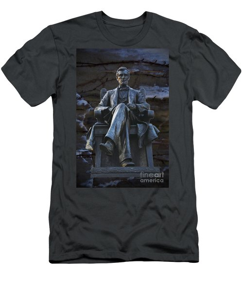 Mr. Lincoln Men's T-Shirt (Athletic Fit)