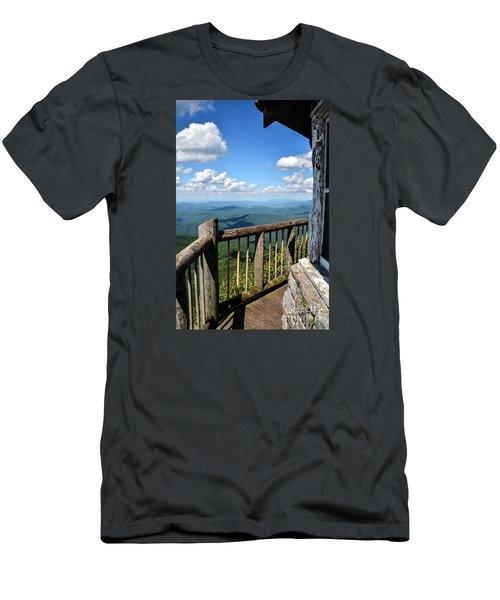 Mt. Cammerer Men's T-Shirt (Athletic Fit)