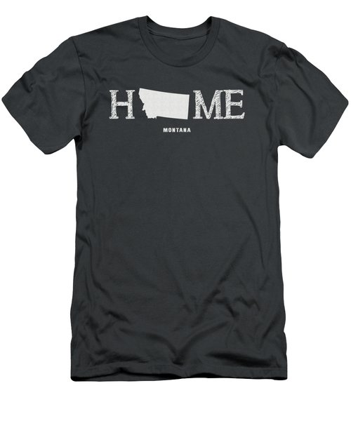 Mt Home Men's T-Shirt (Athletic Fit)