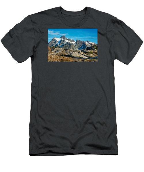 Mt. Shuksan, Washington Men's T-Shirt (Athletic Fit)