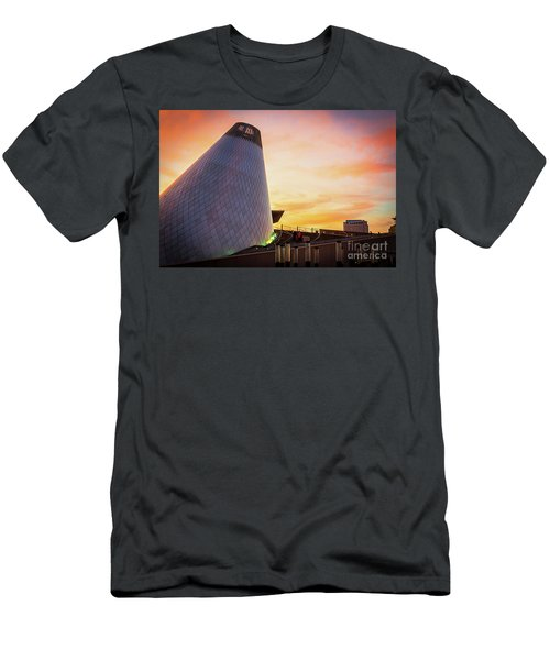 Museum Of Glass Tower#2 Men's T-Shirt (Athletic Fit)