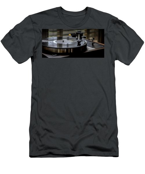 Music Maker Men's T-Shirt (Slim Fit) by Stephen Anderson