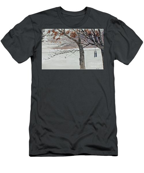 Music Of The North Wind Men's T-Shirt (Athletic Fit)