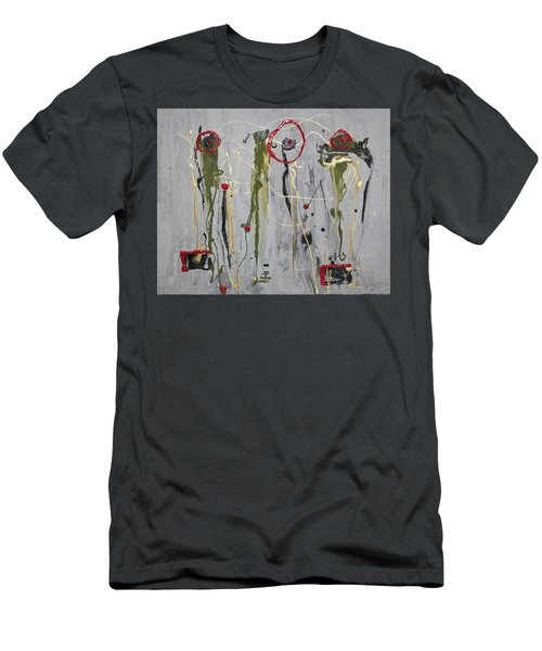 Musical Strings Men's T-Shirt (Athletic Fit)