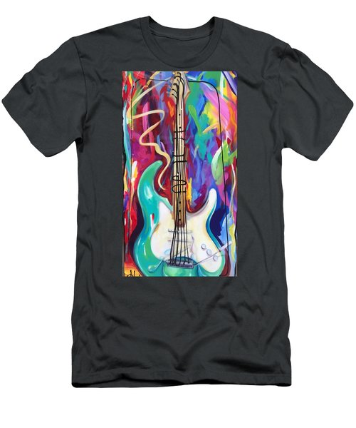 Musical Whimsy  Men's T-Shirt (Athletic Fit)