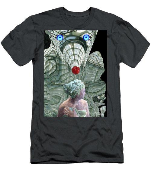 Musophobia Men's T-Shirt (Athletic Fit)