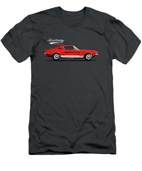 Mustang Shelby Gt500 Kr Men's T-Shirt (Athletic Fit)