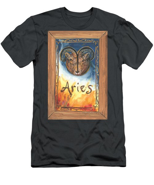 My Aries Men's T-Shirt (Athletic Fit)