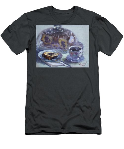 My Breakfast At Lida's Men's T-Shirt (Athletic Fit)