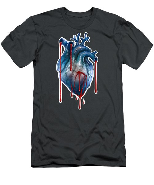 My Cold Heart Men's T-Shirt (Athletic Fit)
