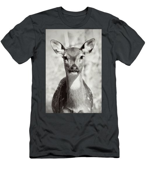 Men's T-Shirt (Slim Fit) featuring the photograph My Dear by Jessica Brawley