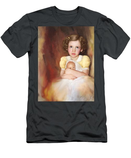 My Dolly Men's T-Shirt (Athletic Fit)