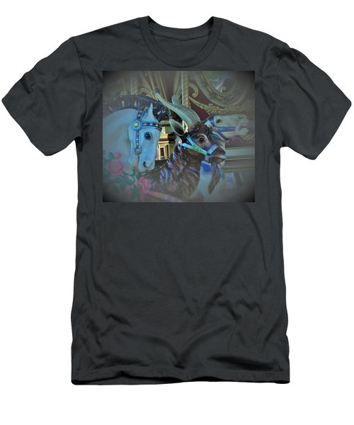 Men's T-Shirt (Slim Fit) featuring the photograph My Friends by John Glass