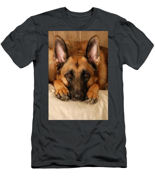My Loyal Friend Men's T-Shirt (Athletic Fit)