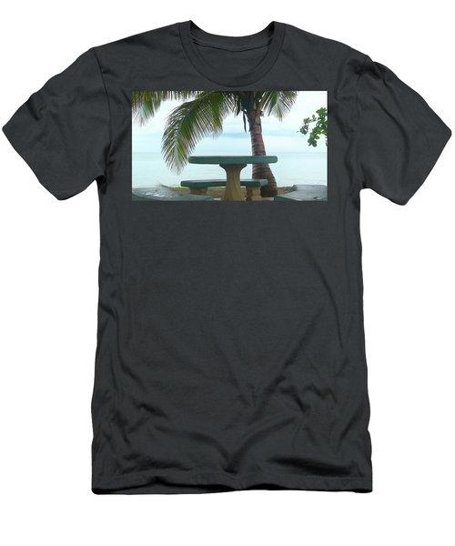 My Place Men's T-Shirt (Athletic Fit)