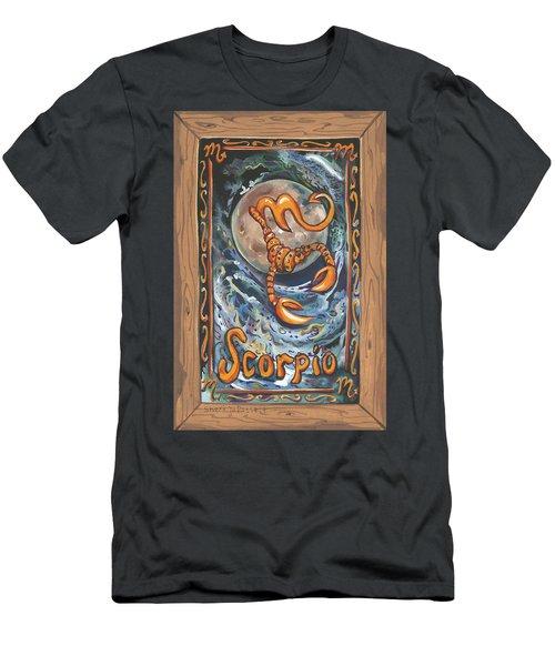 My Scorpio Men's T-Shirt (Athletic Fit)