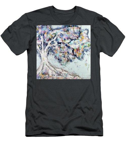 My Secret Hideout Men's T-Shirt (Slim Fit) by Kirsten Reed