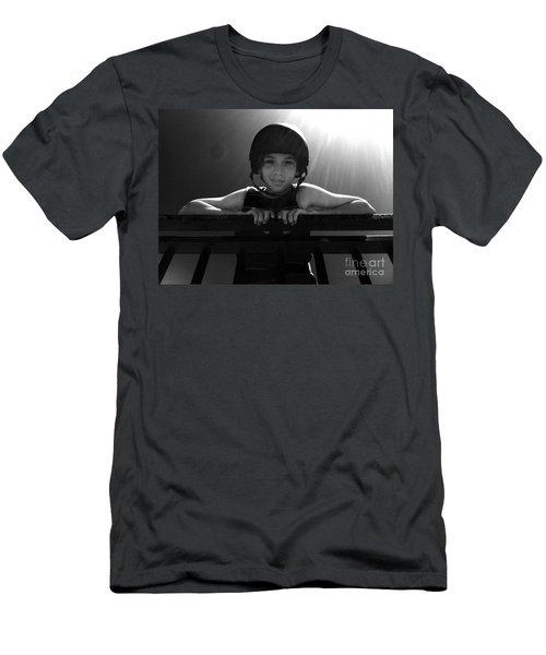 My Son My Sun Men's T-Shirt (Athletic Fit)