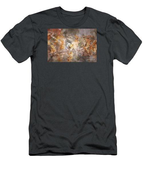 Myrtle Warbler Two Men's T-Shirt (Athletic Fit)