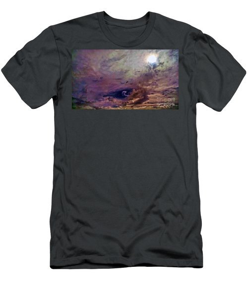 Mystery Sky Men's T-Shirt (Athletic Fit)